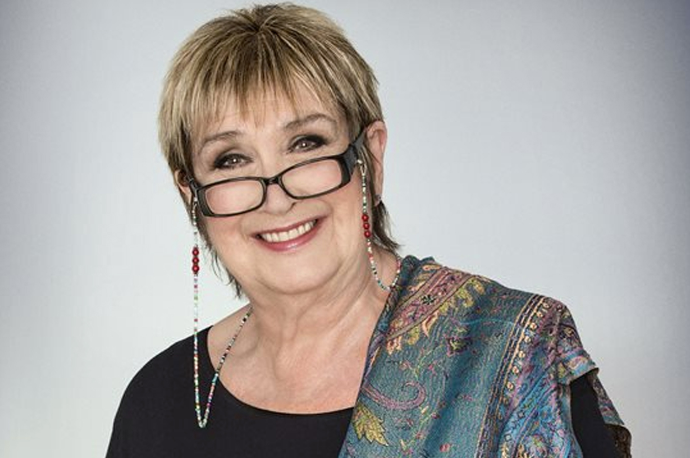 Runneth's Inspiring Woman: Dame Jenni Murray