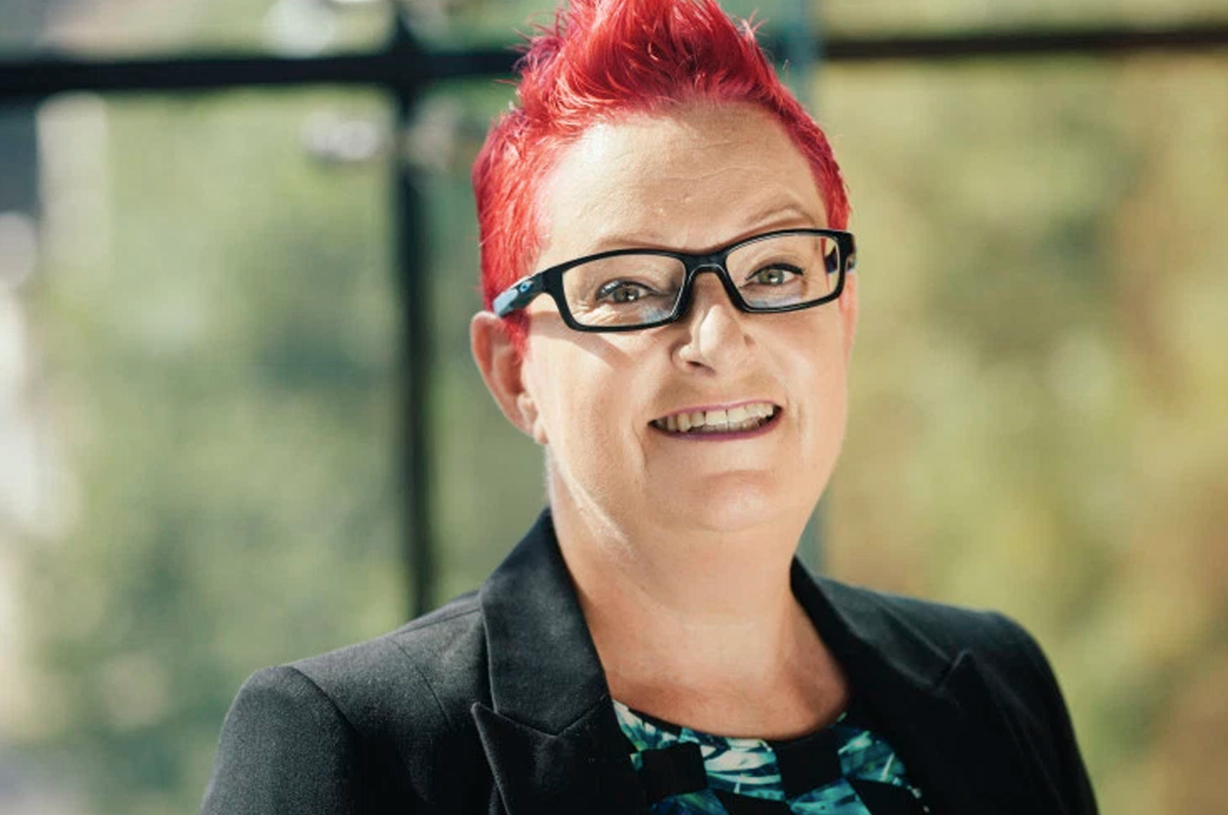 Runneth's Inspiring Woman: Dr Sue Black