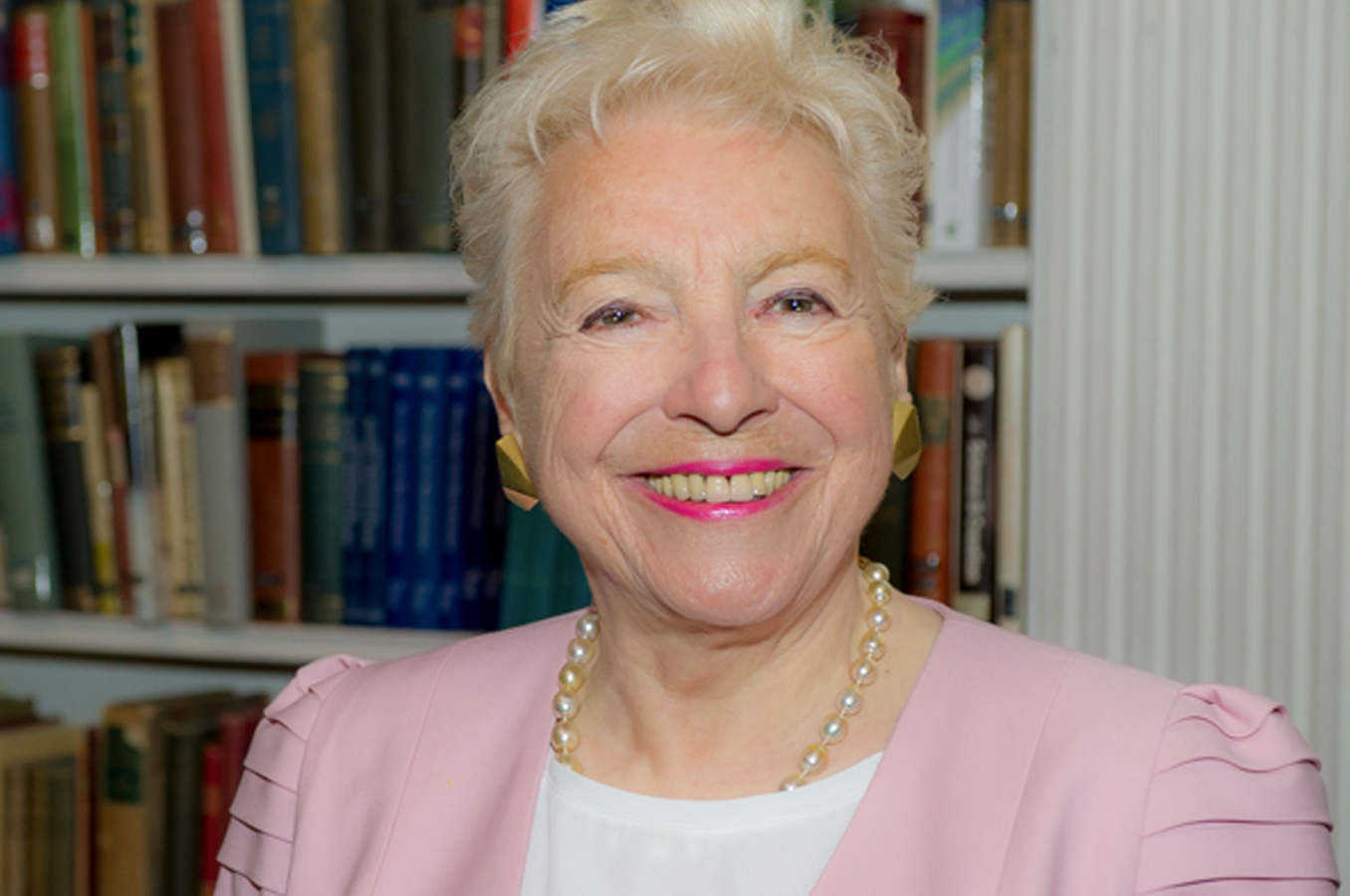 Runneth's Inspiring Woman: Dame Stephanie Shirley