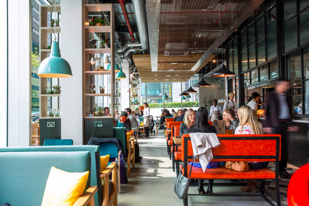 Kupp Paddington London - #6 on Runneth London's Best Places to Meet for Business in London