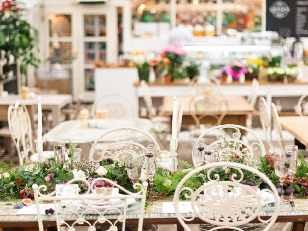 Career Coaching Clinic venue, The Quince Tree Cafe in London