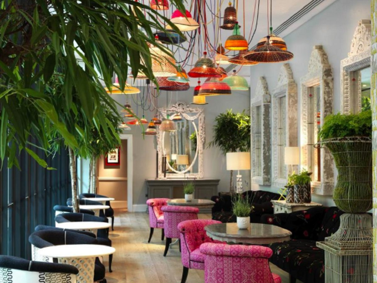 Ham Yard Hotel - #3 on Runneth London's Best Places to Meet for Business in London